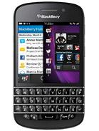 Recycler un téléphone Blackberry Q10